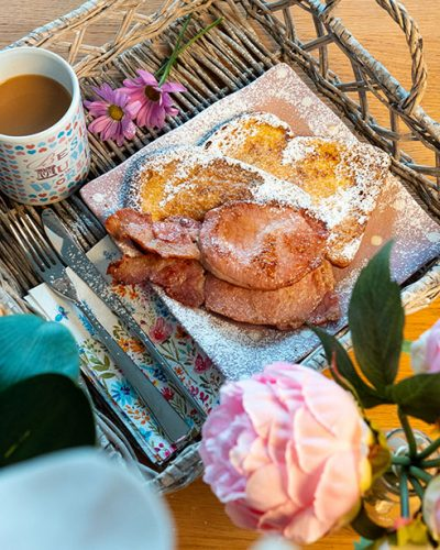 The Perfect Mothers Day French Toast